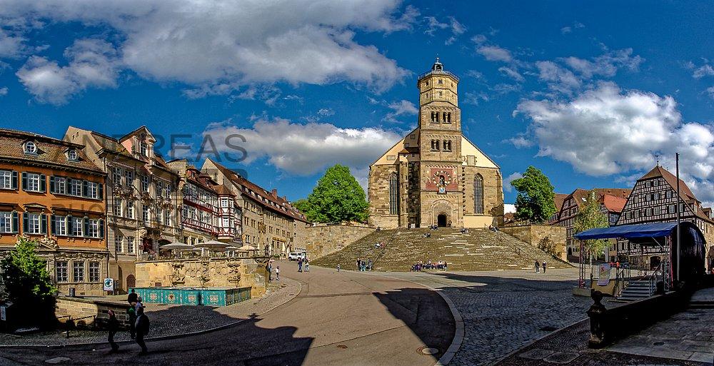 Pano14 - Schwäbisch Hall